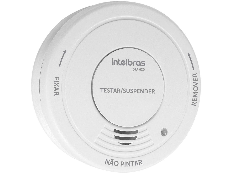 Detector de Fumaça Autônomo Intelbras - com Alarme Sonoro DFA 620