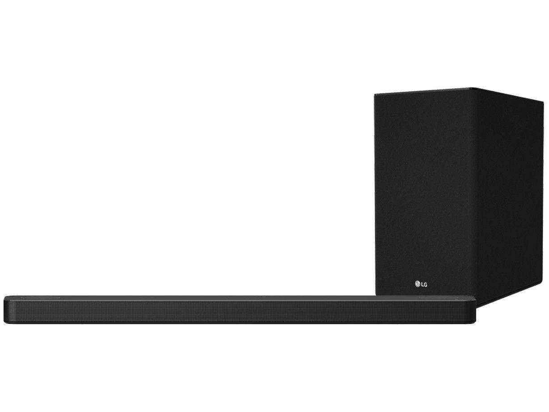 Home Theater Soundbar LG com Subwoofer Wireless - Bluetooth 440W 3.1.2 Canais SN8YG