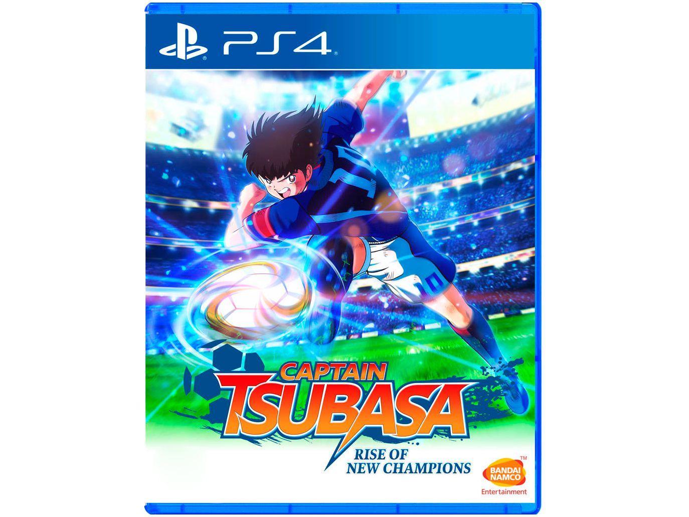 Captain Tsubasa Rise of New Champions - para PS4 Bandai Namco