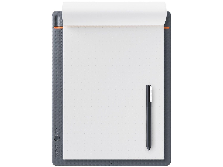 Bloco de Notas Digital Wacom Smartpad Bamboo Slate - A4