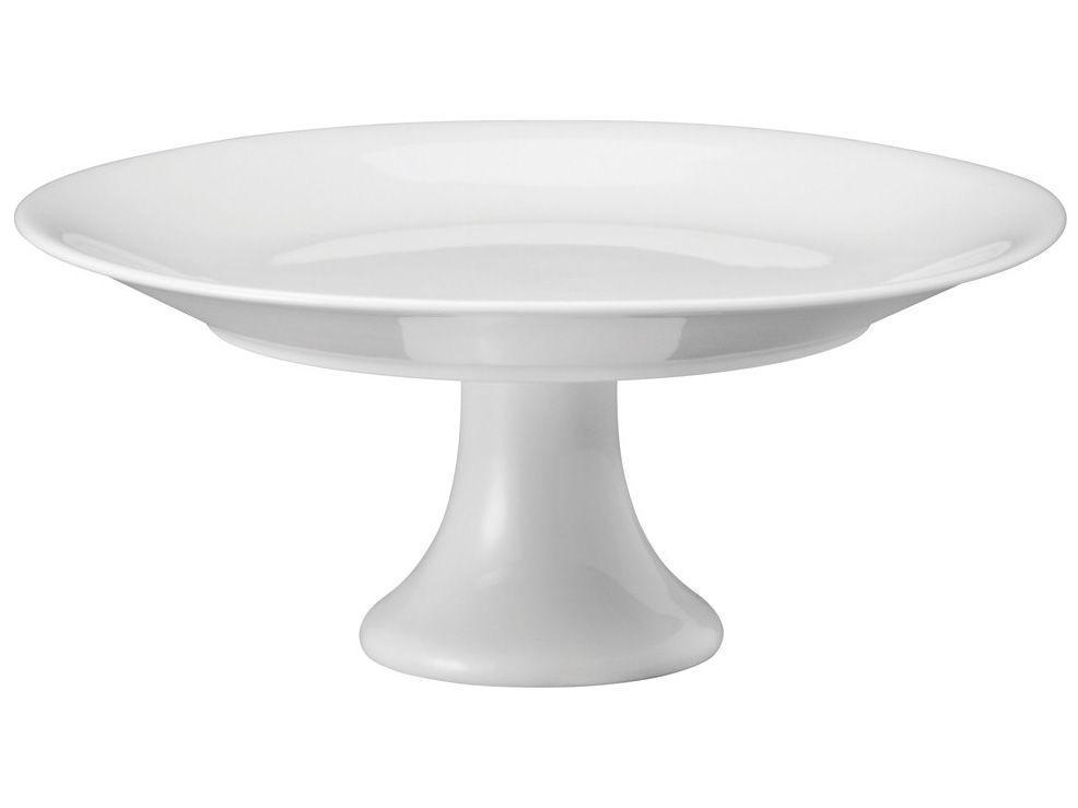 Prato para Bolo de Porcelana Schmidt Redonda - 30cm