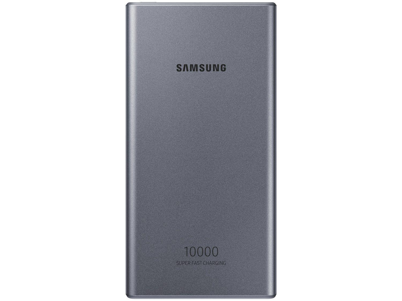 Carregador Portátil/Power Bank Samsung - 10000mAh Super Fast Charging