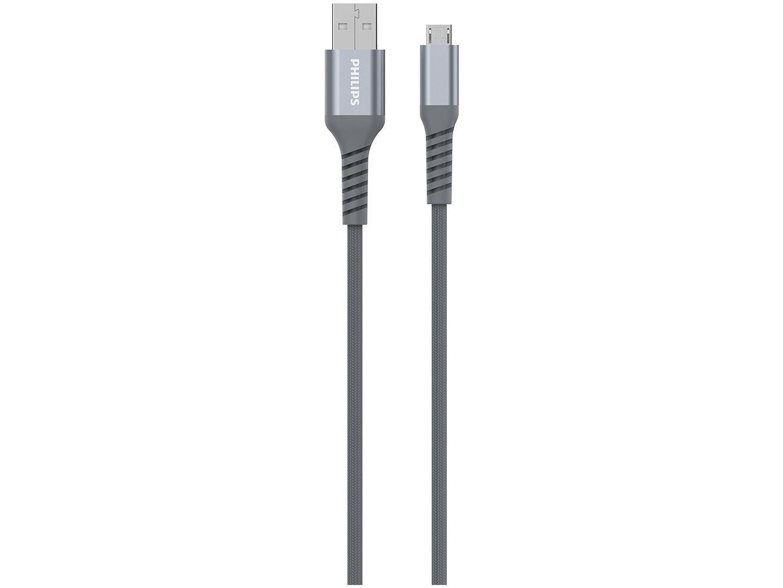 Cabo Micro USB 1,25m Philips - DLC4543U/11