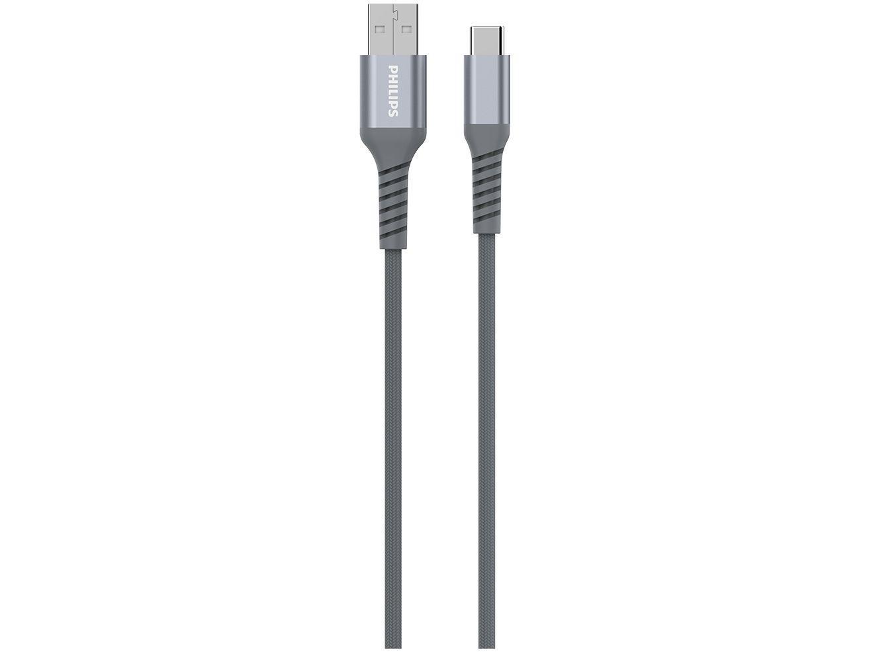 Cabo USB-C 1,25m Philips - DLC4543A/11