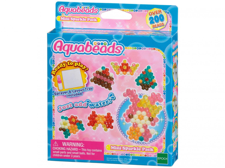 Conjunto Aquabeads - Mini Beads Brilhantes
