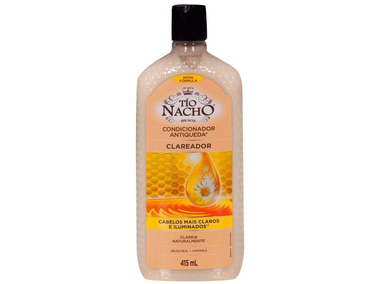 Condicionador Tío Nacho Antiqueda Clareador - 415ml
