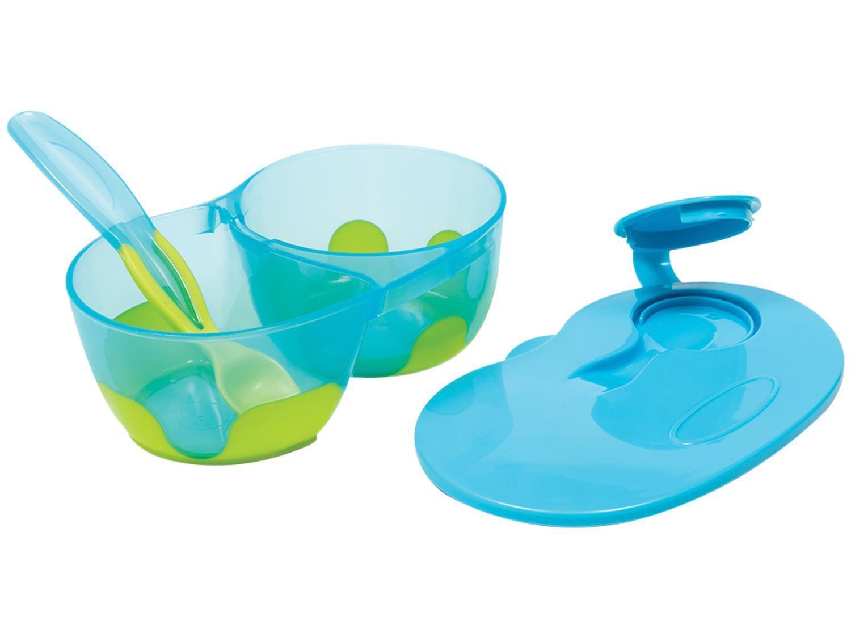Kit Alimentação Infantil 2 Peças Buba - Azul