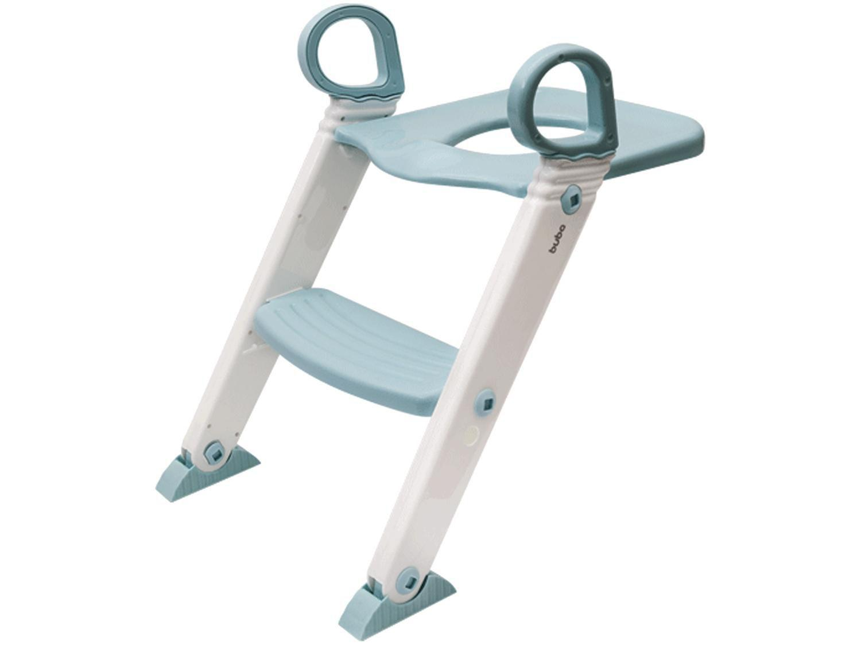 Redutor de Assento com Escada Buba - Azul Baby