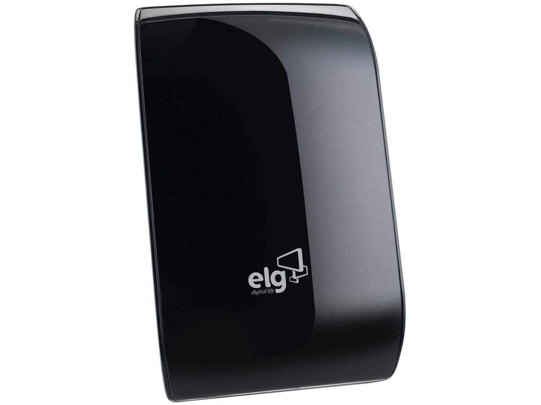 Antena Interna Externa 6dB ELG Edge - HDTV5000BK