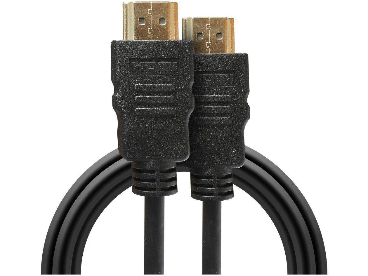 Cabo HDMI 4K 2.0v 2,5m HD25 - 19 Pinos ELG