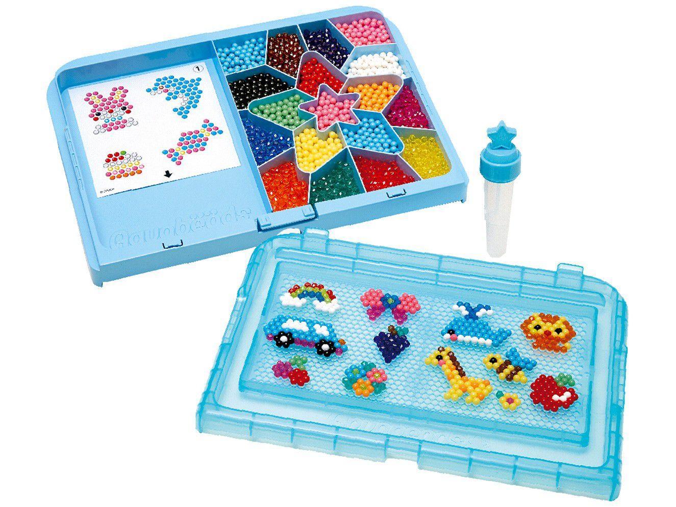 Conjunto de Artes Aquabeads Playset - Minhas Criações Favoritas