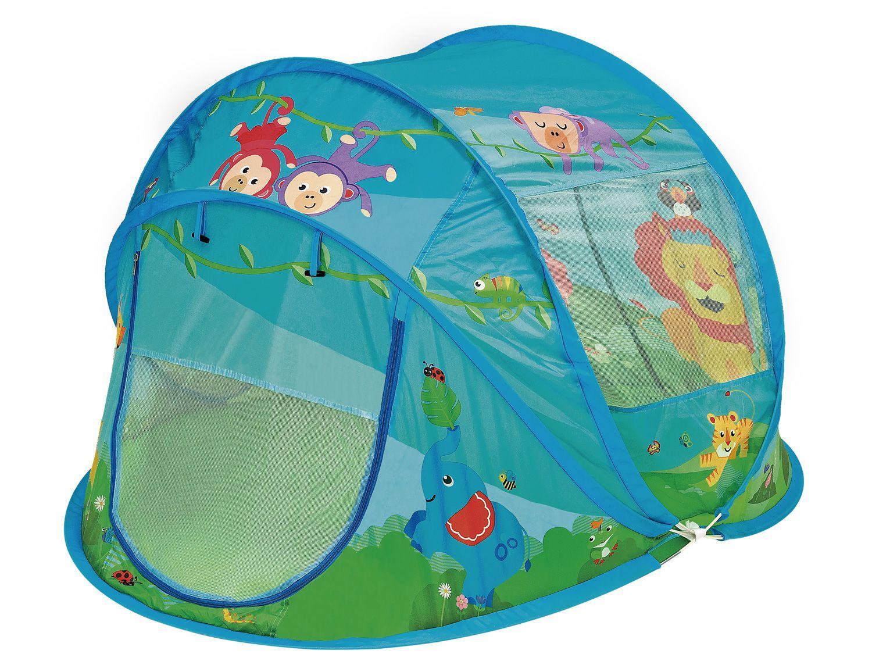 Barraca Infantil Bichinhos na Selva Fisher-Price - Fun