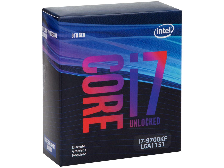 Processador Intel Core i7 7400 3.60GHz - 4.90GHz Turbo 12MB