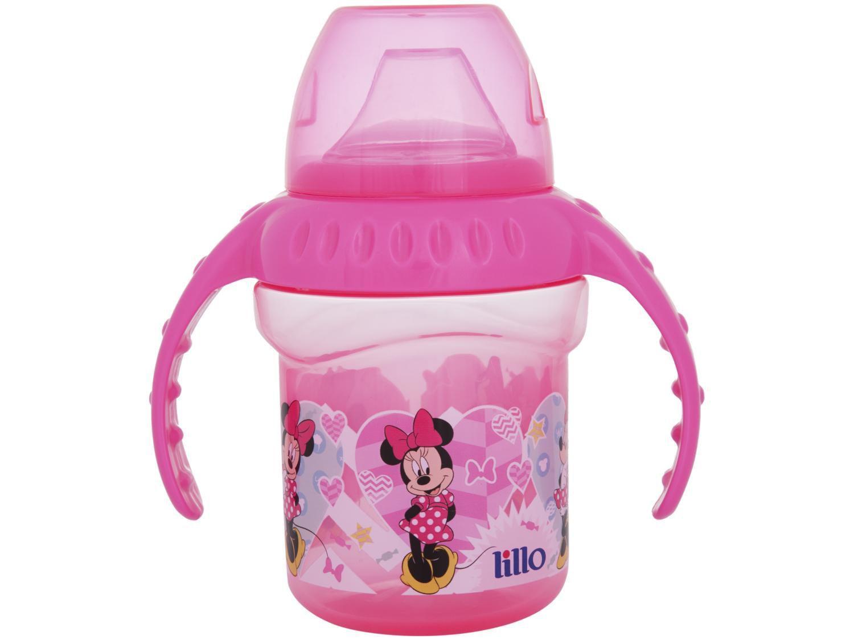 Copo Transição com Alça 230ml Lillo Disney - Minnie