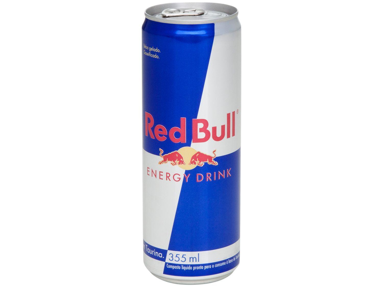 Bebida Energética Red Bull Energy Drink 355ml