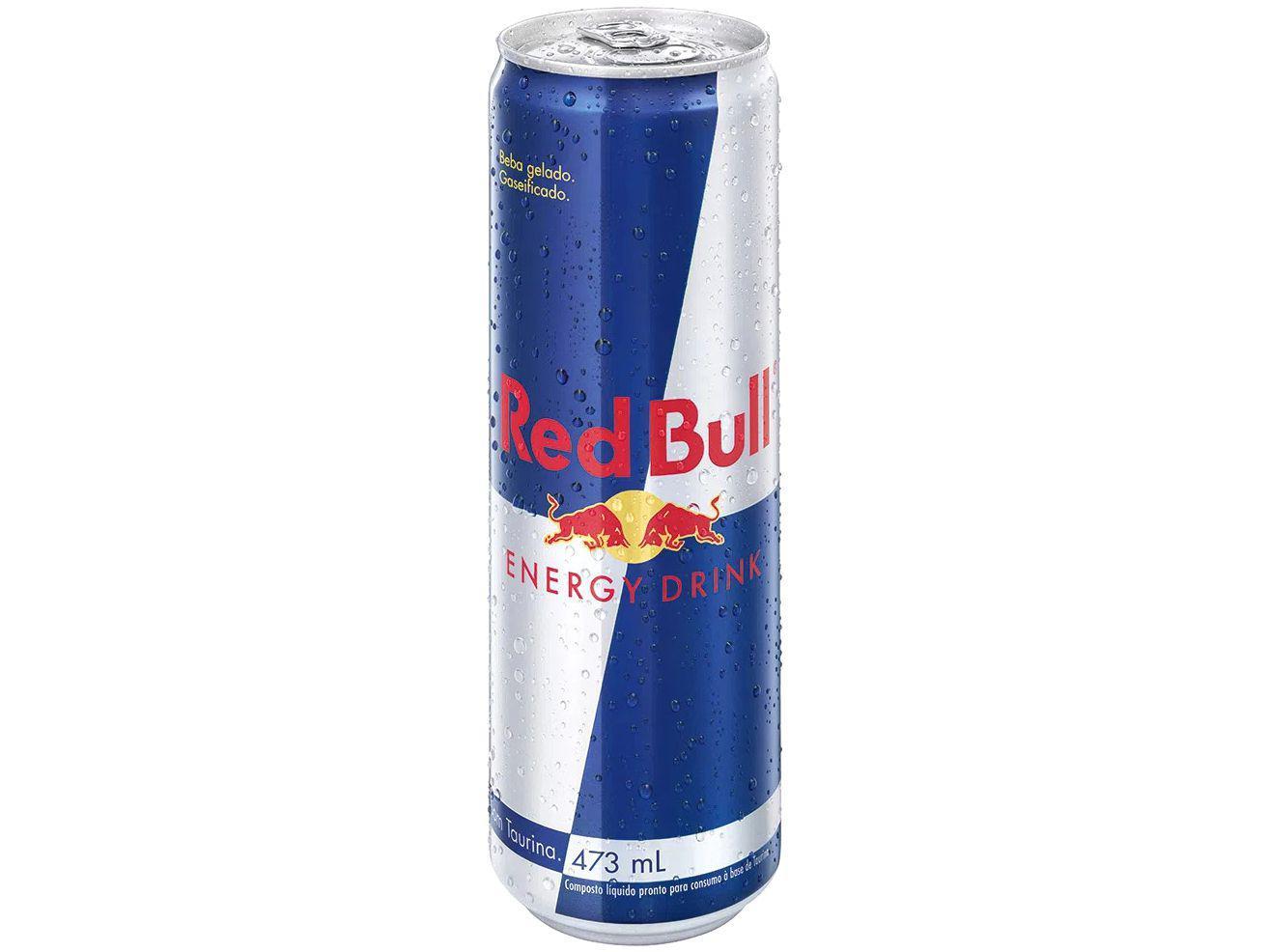 Bebida Energética Red Bull Energy Drink 473ml