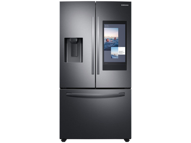Geladeira/Refrigerador Smart Samsung Frost Free - French Door 614L com Soundbar Family Hub