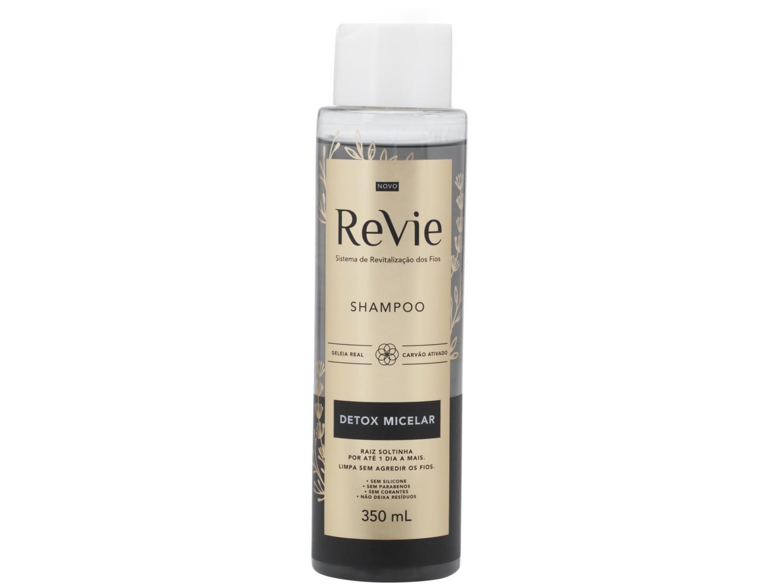 Shampoo Revie Detox Micelar - 350ml