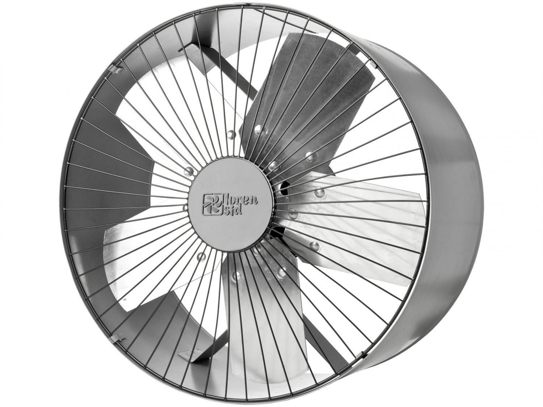 Exaustor Axial de Parede Industrial - para Cozinhas e Barracões Loren Sid 40cm