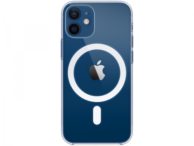 Capa com MagSafe Transparente para iPhone 12 Mini - Original