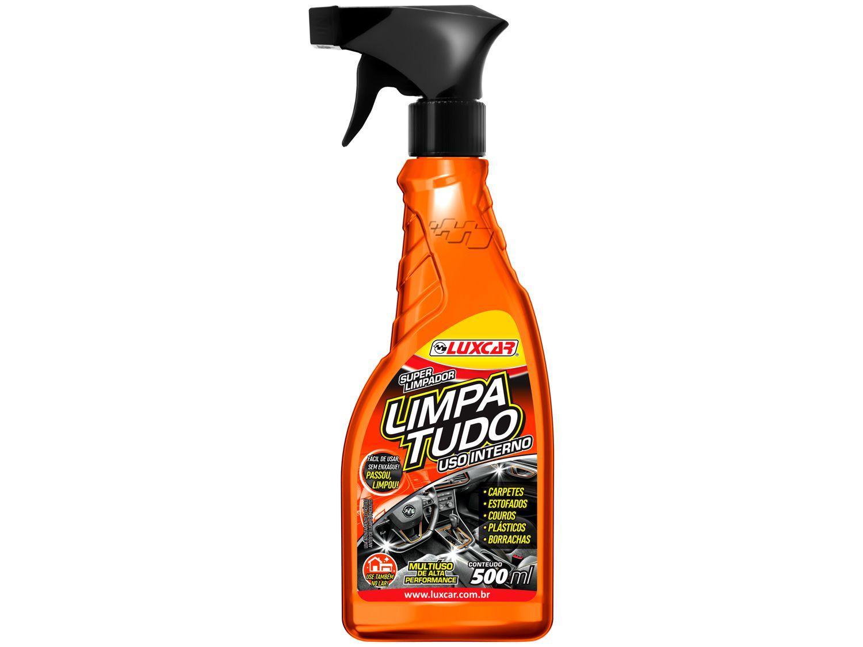 Limpador Multiuso Automotivo Luxcar Limpa Tudo - 500ml