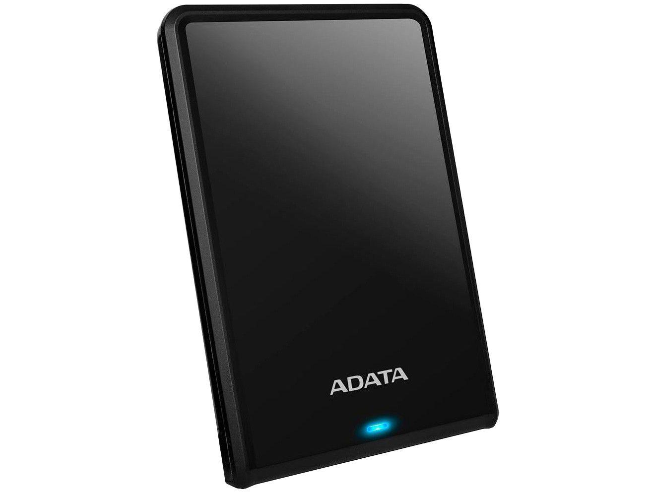 HD Externo 2TB ADATA AHV620S-2TU31-CBK - USB 3.1