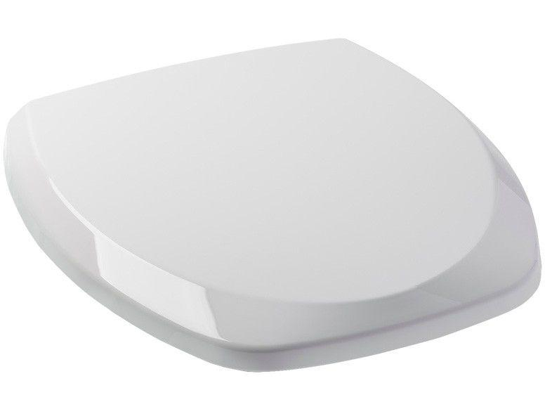 Assento Sanitário Incepa Thema Plus Soft Close - Cinza Platina