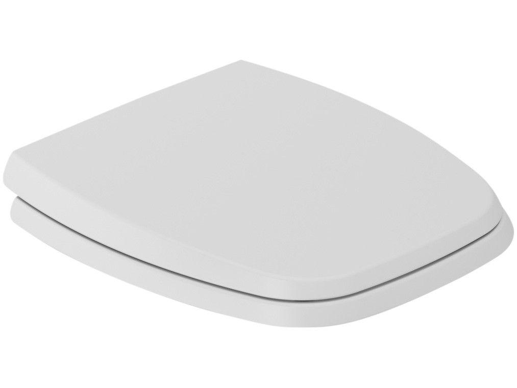 Assento Sanitário Celite Fit Plus Cinza Prata