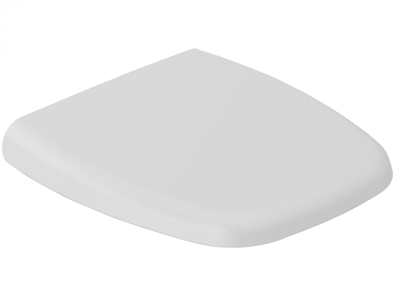 Assento Sanitário Celite Fit Plus Soft Close - Cinza Prata