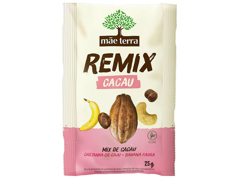 Mix de Cacau Mãe Terra Remix 25g
