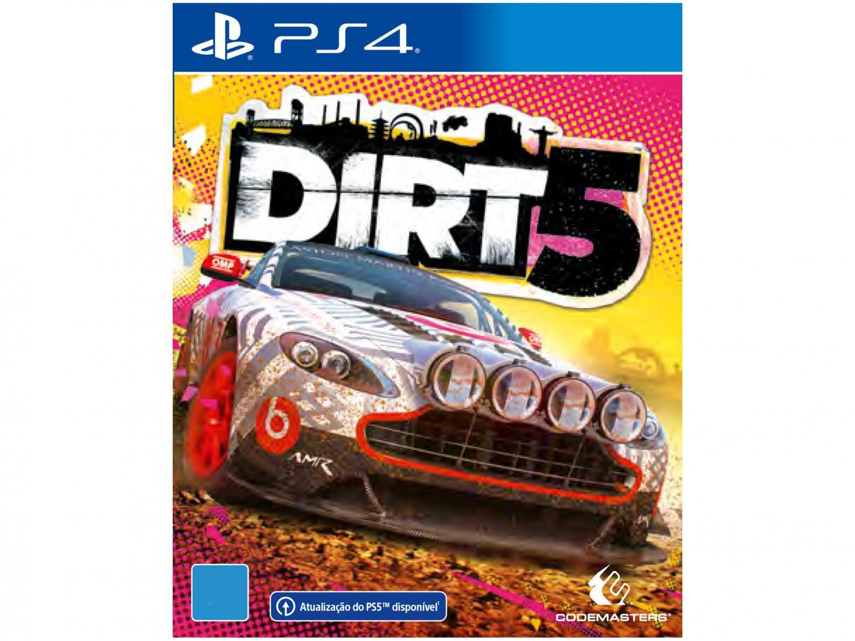 Dirt 5 para PS4 Deep Silver