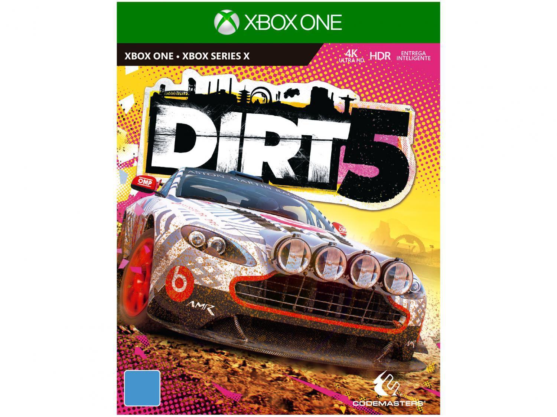 Dirt 5 para Xbox One Deep Silver