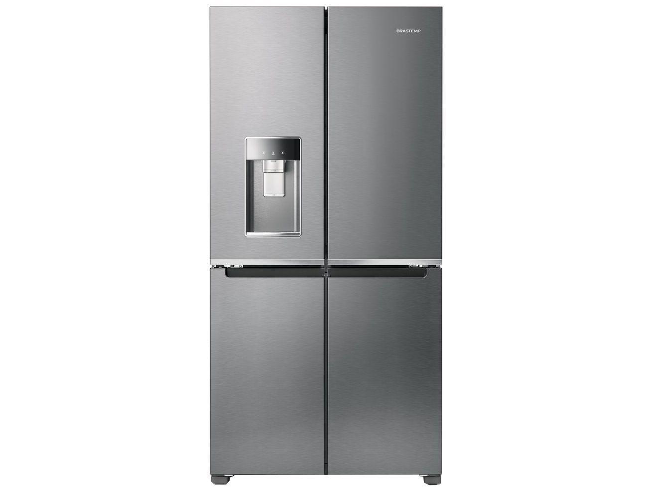 Geladeira/Refrigerador Brastemp Frost Free Inverse - 543L BRO90AK