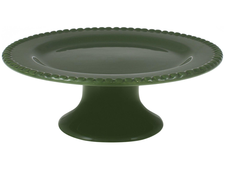 Boleira de Cerâmica Redonda Cerâmica Scalla - Bolinha 27cm
