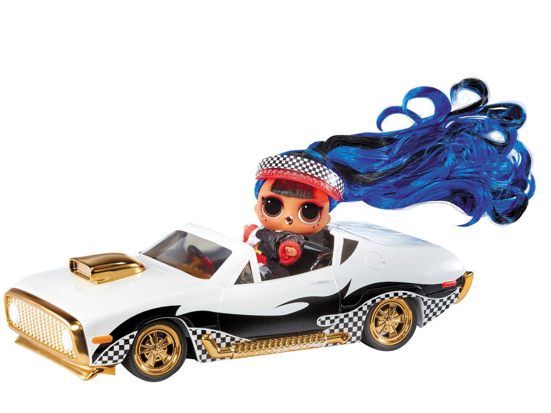 Boneca LOL Surprise RC Wheels com Acessórios - Candide