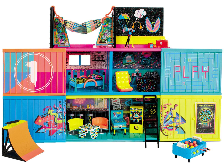 Boneca LOL Surprise Clubhouse Playset - com Acessórios Candide