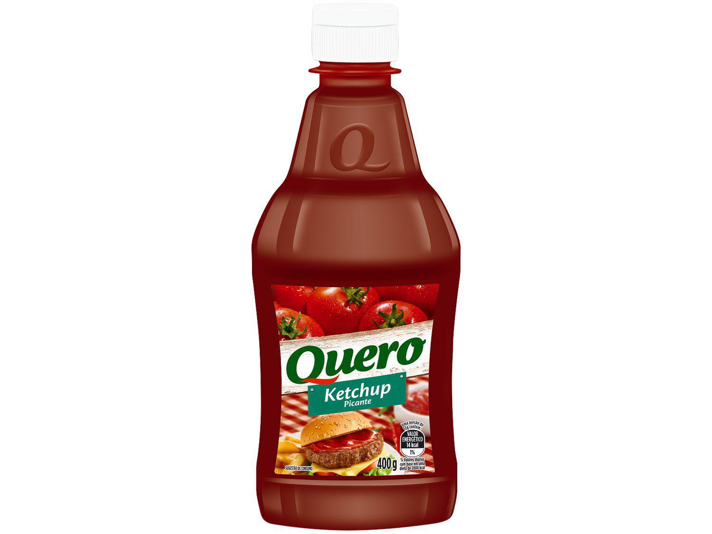 Ketchup Picante Quero - 400g
