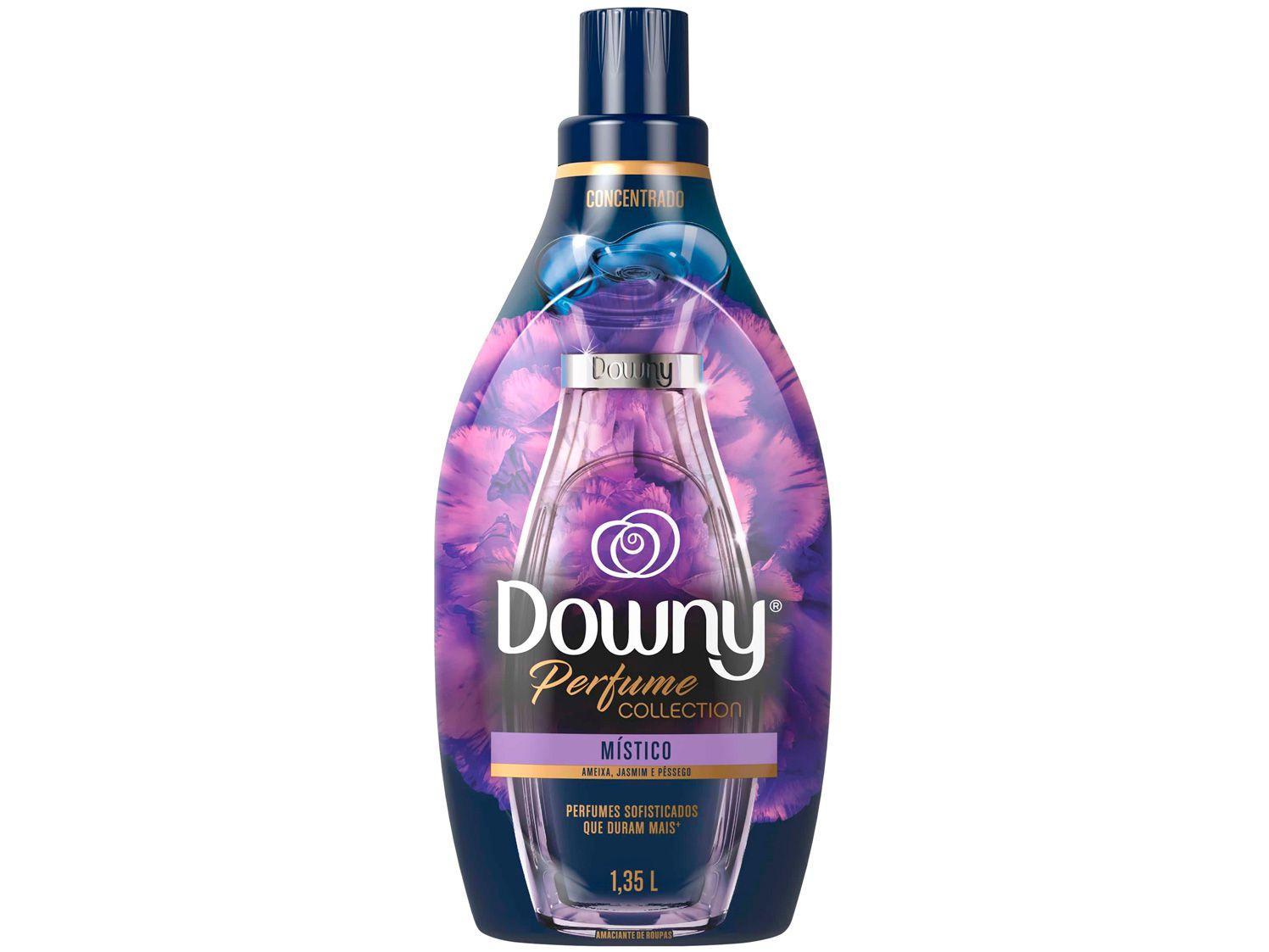 Amaciante Downy Perfume Collection Místico - Concentrado 1,35L