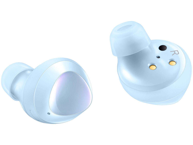 Fone de Ouvido Bluetooth Samsung Galaxy Buds+ - True Wireless com Microfone Azul