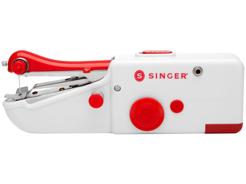 Máquina de Costura Singer - Portátil