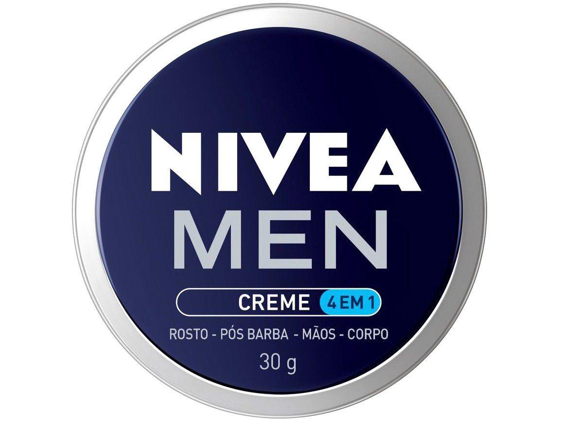 Creme Hidratante Corporal Nivea Men 4 em 1 30g