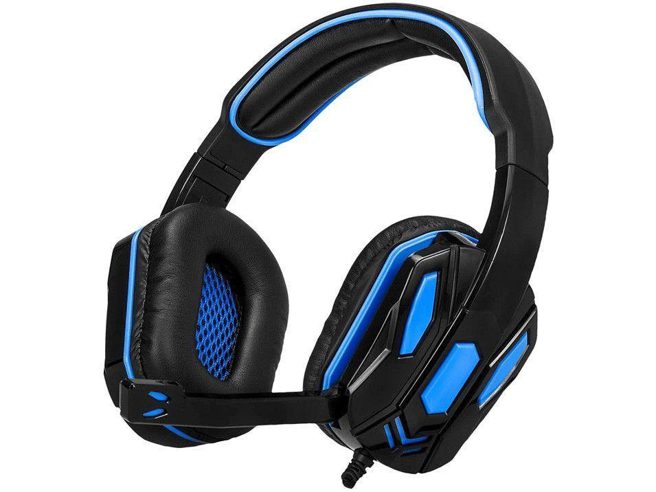 Headset Gamer Argom Combat USB - ARG-HS-2845BK