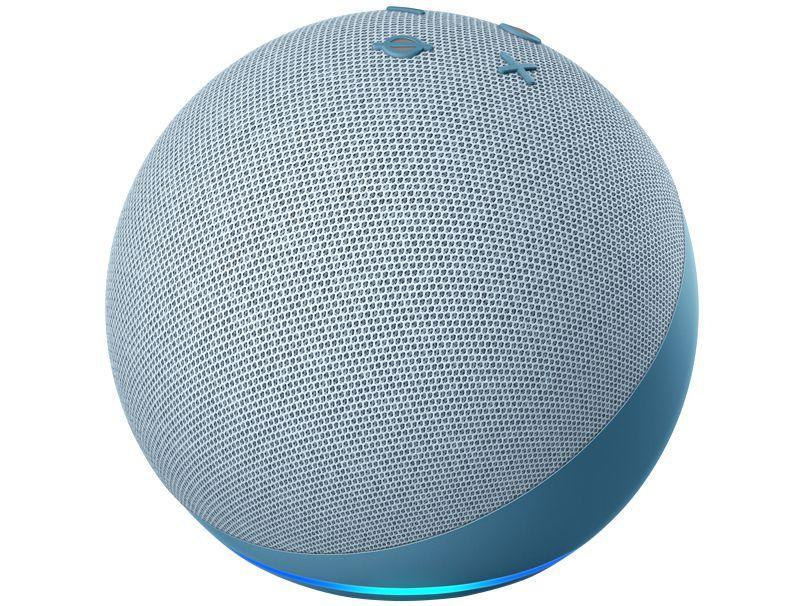 Echo Dot 4ª Geração Smart Speaker com Alexa - Amazon