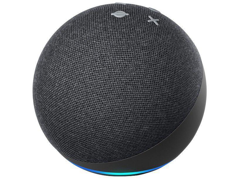 Echo 4ª Geração Smart Speaker com Alexa - Amazon