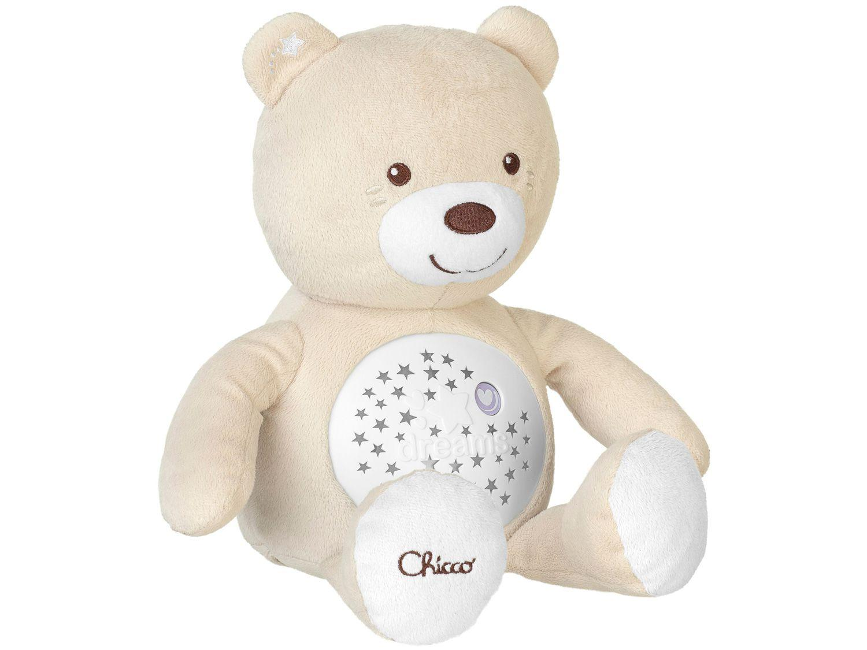 Projetor Infantil Musical Chicco - Bebê Urso