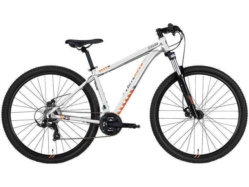 Mountain Bike Aro 29 Caloi TMR 29 Alumínio - Freio a Disco 24 Marchas