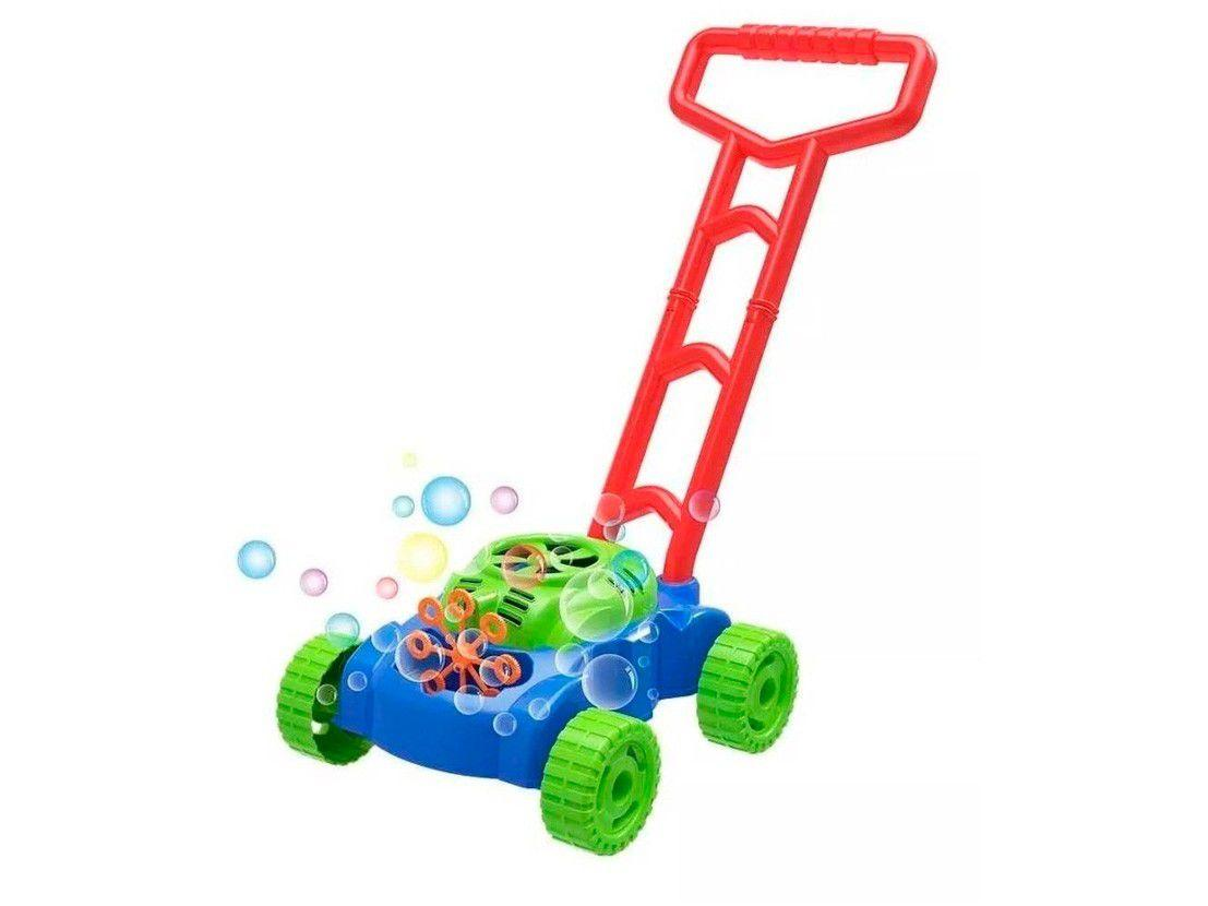 Lançador de Água Mania de Bolha - Dm Toys
