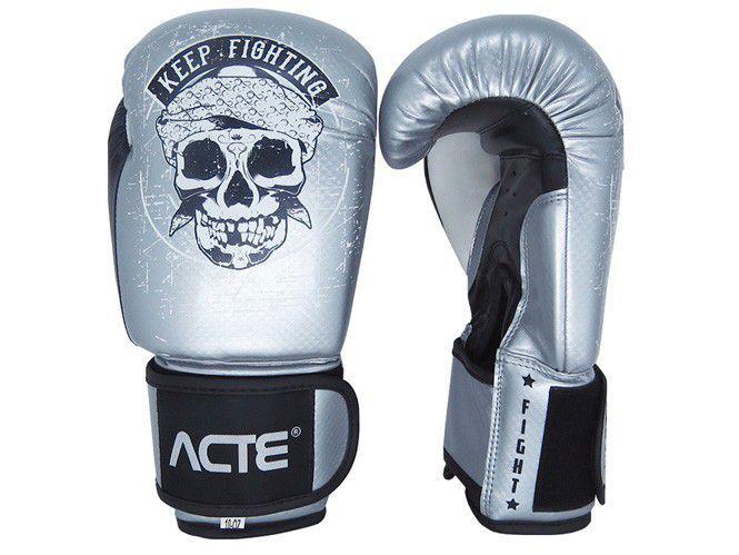 Luva de Boxe/Muay Thai Acte Sports P14-12 - 12oz