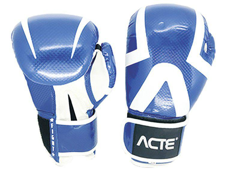 Luva de Boxe/Muay Thai Acte Sports P15-10 - 10oz
