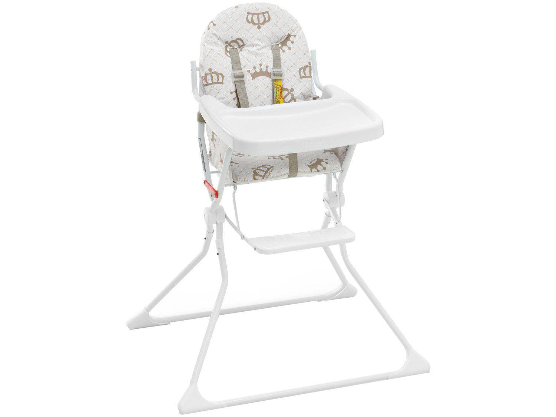 Cadeira de Alimentação Alta Portátil Galzerano - Standard II Real 0 a 15kg